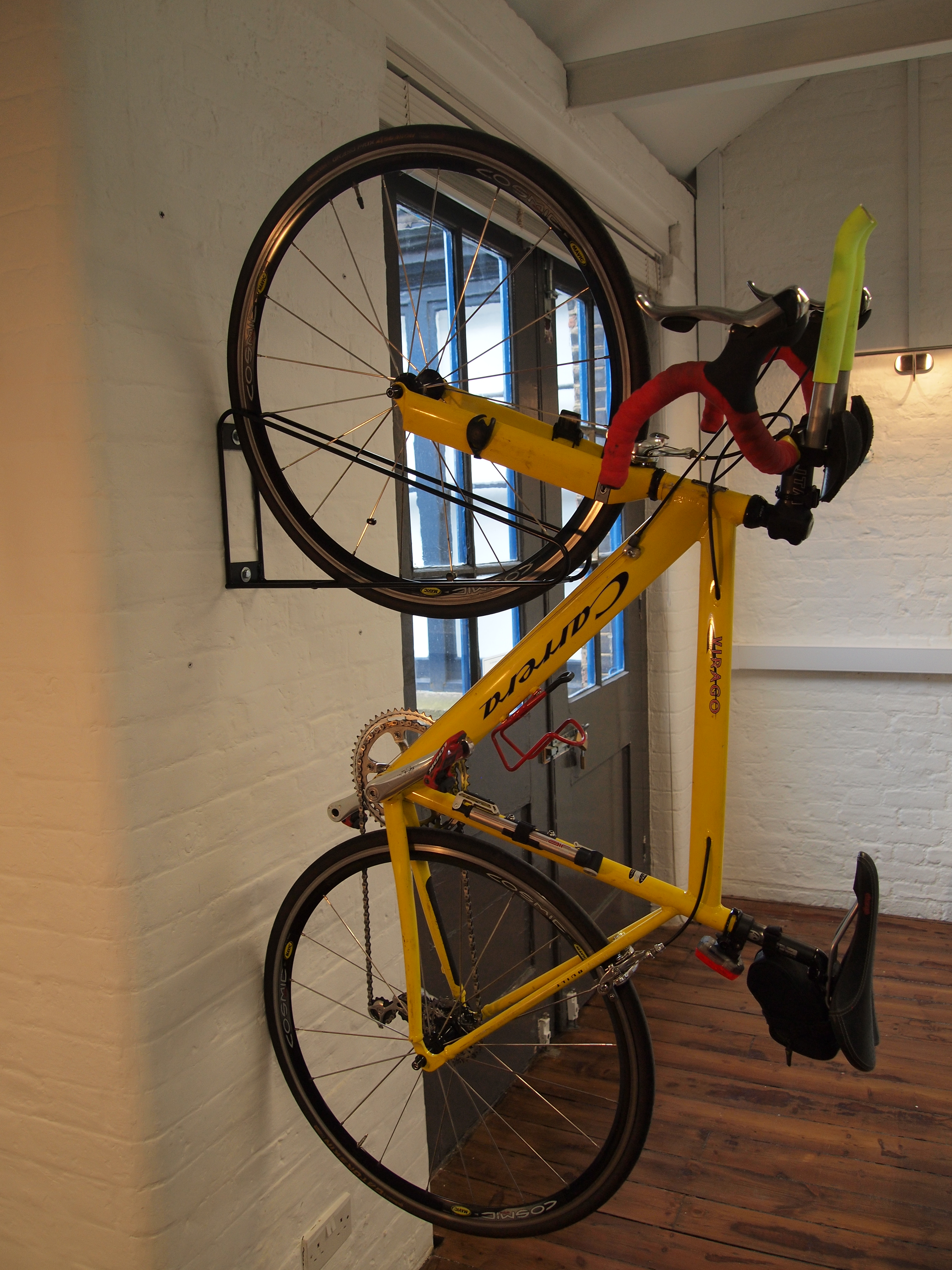 kayak storage ideas for garage - Bike Dock Fahrrad Wandhalterung